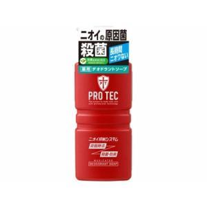 PRO TEC 薬用デオドラントソープ ポンプ 420ml