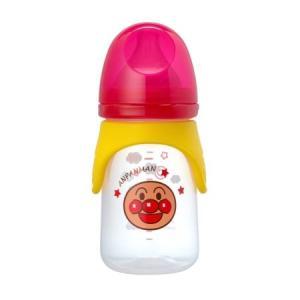 アンパンマン哺乳瓶広口 160ml(丸穴) レックの商品画像|ナビ