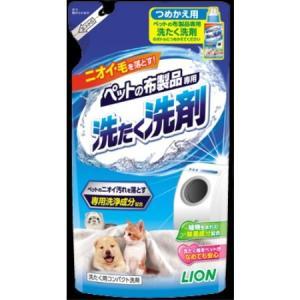 ペットの布製品専用 洗剤 つめかえ用 320g|ayahadio