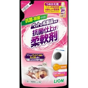 ペットの布製品専用 柔軟剤 つめかえ用 300g|ayahadio
