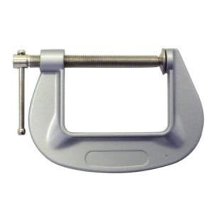 【アークランドサカモト 作業工具 接合工具 クランプ Cクランプ】 【仕様】 ●材質:本体:アルミ