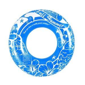 浮き輪80cm トロピカルブルー|ayahadio