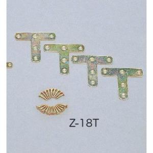 ボード用金具T字4枚セット Z-18T