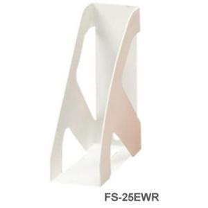 【ファイルスタンド(ワイドタイプ) FS-25EWR】  【仕様】 ●サイズ:約W250×D110×...