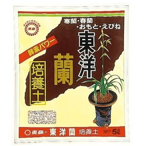 東洋蘭培養土 5L|ayahadio