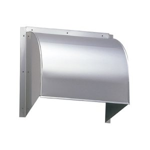 換気扇カバー 250mm角 ステン KF-65256|ayahadio