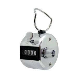 ラチェット式 数取器 4桁 M-114