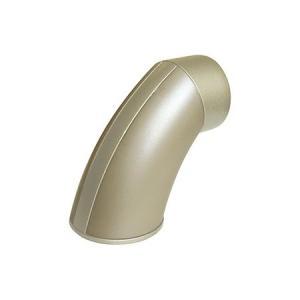手摺り用エンドブラケット  シルバー ファイン FD-E35-SS|ayahadio