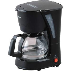 アイリスオーヤマ コーヒーメーカー ブラック CMK-652-B ayahadio