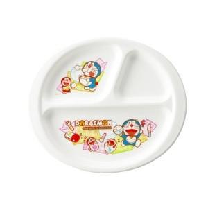 【ドラえもん 子供食器(ベビー)ランチ皿 CB-6K】  【オーエスケー ドラえもん 食器 子供 皿...