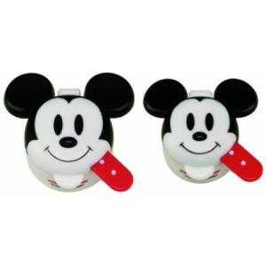 ディズニー ミッキーマウス マヨネーズ/ケチャップケース 2p|ayahadio