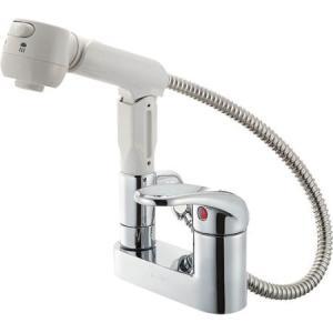 シングルスプレー混合栓(洗髪用) K37100V-13