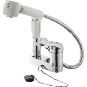 シングルスプレー混合栓(洗髪用) K37100VR-13