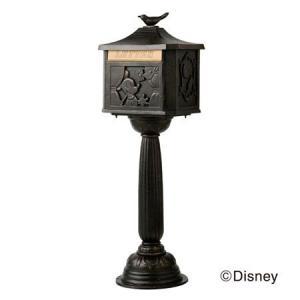 メイルボックス ミッキー「鳥の郵便屋さん」