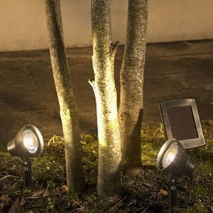 ソーラーパワーアップライト 2個セット LGS-80|ayahadio