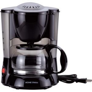 SCM-05(B) HOME SWAN コーヒーメーカー5カップ ayahadio