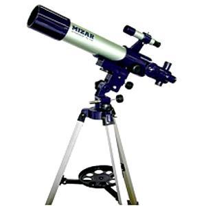 70mm屈折式経緯台式天体望遠鏡 TL-750...