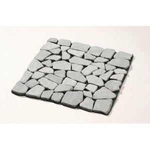 雑草が生えないおしゃれな天然石マット6枚組 グリーンの関連商品6