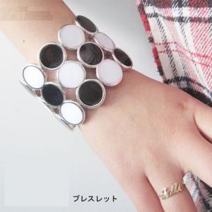 モノトーン・バングル・ブレスレット|ayainc