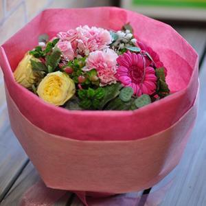 プリザーブドフラワー花束「Charm」 |ayanasu-hanakobo