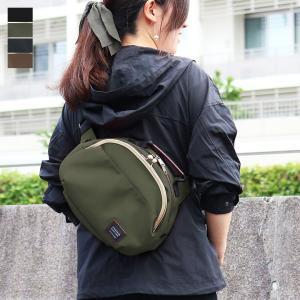 AYANOKOJI がま口ポシェット型ボディバッグ コーデュラ(R) 在庫商品|ayano-koji