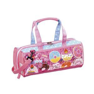 絵の具バッグのみ,水彩絵の具バッグ,子供,小学生,女の子用,,プリズムスイーツ,キュートなスイート柄|ayumu-kyouzai