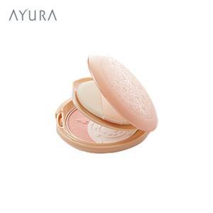 アユーラ公式 フェイスパウダー センシエンス ダブルラスティングパウダー [レフィル(詰替用)] フェースパウダー アルコール・鉱物油無添加 AYURA|ayura