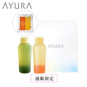 アユーラ公式 バスエッセンスギフトセット (ハンディバッグつき) ギフト 結婚 誕生日 女性 おしゃれ 有名 入浴剤 メディテーションバスα AYURA|ayura