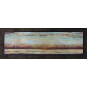 和紙アートフレーム/朝靄(あさもや)/絵画 壁掛け 壁飾り インテリア 油絵 花 アートパネル ポスター 絵 額入り リビング 玄関|ayuwara