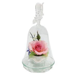 ボトルフラワー/120/ハンドベル葡萄/ピンク/ドライフラワー 花 天然色 おしゃれ 枯れない 飾り 華やか 高級 誕生日 祝い ギフト 母 祖母 ayuwara