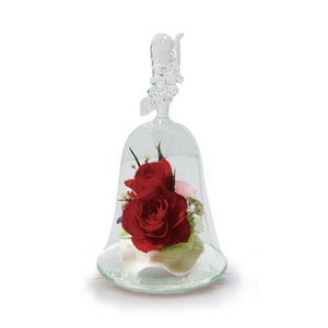 ボトルフラワー/ハンドベル葡萄2輪挿し/ワインレッド/ドライフラワー 花 天然色 おしゃれ 枯れない 飾り 華やか 高級 誕生日 祝い ギフト 母 祖母 ayuwara