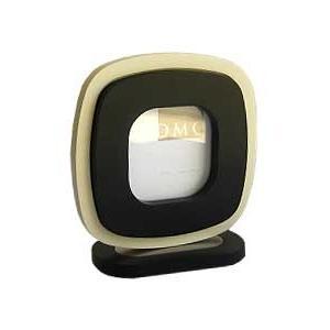フォトフレーム ゆうパケット DMC Photoframe Double side 3x3 Black/壁掛け 立てかけ 記念 写真 飾り 出産祝い 結婚祝い 写真立て ayuwara