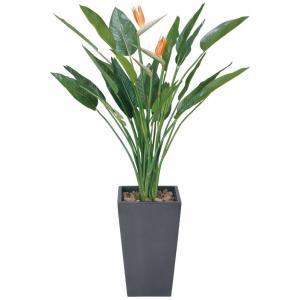光触媒観葉植物/ストレチア花付1.6/フロアタイプ(ハイサイズ) 人気作品/光触媒 観葉植物 フェイクグリーン 花 開店祝い 開業祝い 誕生祝い 造花 おしゃれ|ayuwara