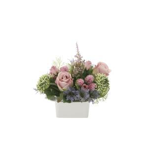 アートフラワー 造花 ダスティミラ― ミニタイプ/光触媒 観葉植物 フェイクグリーン 花 開店祝い 開業祝い 誕生祝い 造花 おしゃれ|ayuwara