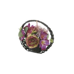 アートフラワー 造花 華雅 ミニタイプ/光触媒 観葉植物 フェイクグリーン 花 開店祝い 開業祝い 誕生祝い 造花 おしゃれ|ayuwara