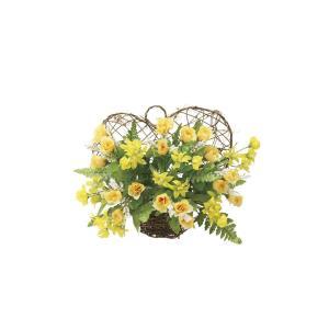 アートフラワー 造花 ツインハ―ト 壁掛けタイプ/光触媒 観葉植物 フェイクグリーン 花 開店祝い 開業祝い 誕生祝い 造花 おしゃれ|ayuwara