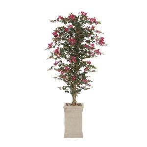 光触媒観葉植物 ブーゲンビリア1.9 フロアタイプ ハイサイズ 光触媒 フェイクグリーン 御祝 内装 インテリア|ayuwara