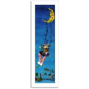 アートフレーム ゆうパケット Atelier Flower Horizon  セレナーデ/絵画 壁掛け 壁飾り インテリア 油絵 花 アートパネル ポスター 絵 額入り リビング 玄関|ayuwara