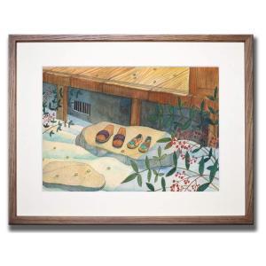 絵画/豆まき/絵画 壁掛け 壁飾り インテリア 油絵 花 アートパネル ポスター 絵 額入り リビング 玄関|ayuwara