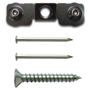 壁掛けフック/Hook series Teeth hanger(1pcs set)(フック シリーズ ティース ハンガー 1個セット)|ayuwara