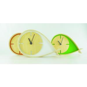 時計 TEARS CLOCK S 黄緑色 ヤマト工芸 yamatojapan/ウォールクロック インテリア 壁掛け ギフト プレゼント 新築祝い おしゃれ アート ayuwara