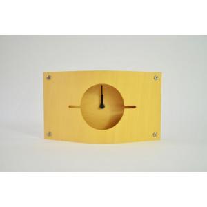 時計 WALL CLOCK S ナチュラル ヤマト工芸 yamatojapan/ウォールクロック インテリア 壁掛け ギフト プレゼント 新築祝い おしゃれ アート ayuwara
