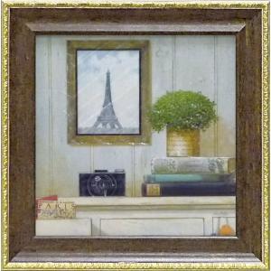 ミニゲル アートフレーム/ゆうパケット アニー フィスク「パリ トラベラー」|ayuwara