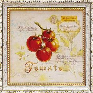 ミニゲル アートフレーム ゆうパケット アンジェラ スターリング 「トスカーナのトマト」|ayuwara