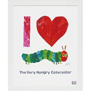 絵画/エリック カール ラブ/絵画 壁掛け 壁飾り インテリア 油絵 花 アートパネル ポスター 絵 額入り リビング 玄関|ayuwara