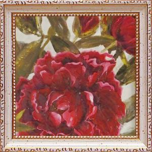 絵画/ゆうパケット ミニゲル アートフレーム ジャーゲン ゴッツクラグ「パッショネイト ガーデン2」|ayuwara