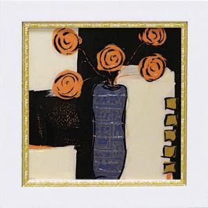 絵画 ミニゲル アートフレーム ジャン ワイス「アレグリア」ゆうパケット /絵画 壁掛け 壁飾り インテリア|ayuwara