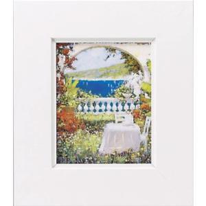 絵画/ゆうパケット マルコ マヴロヴィッチ あなたとの思い出/絵画 壁掛け 壁飾り インテリア 油絵 花 アートパネル ポスター 絵 額入り リビング 玄関 ayuwara