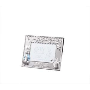 ゆうパケット ピーターラビット テンレス フォトフレーム 1ウィンドー/絵画 壁掛け 壁飾り インテリア 油絵 花 アートパネル ポスター 絵 額入り リビング 玄関 ayuwara