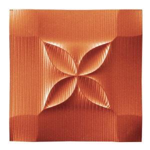 プラデック ウォール アート フラッシュ (メタルオレンジ) /ポルトガル製|ayuwara